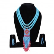 #necklace #thread #rope #swag #afghani #tibetan #jewelry #online