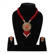 #necklace #chokar #multistrand #padmawati #onyx #kundan #flower #drop #studs