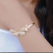 #bracelet #openable #gold #ad #butterfly #single #wedding
