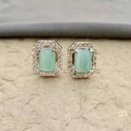 #earrings #studs #officewear #zirconiastuds