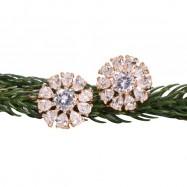 #studs #earrings #cz #zirconia #pearl #silver #gemstone #gold