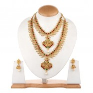 #templenecklace #kempnecklace #jewelry #necklace #copper #southindian #